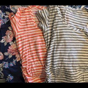 Motherhood maternity shirts